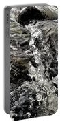 Rushing Waterfall Portable Battery Charger