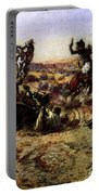 Russell Charles Marion The Broken Rope Portable Battery Charger