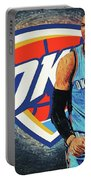 Russell Westbrook Portable Battery Charger