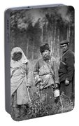 Russia: Convicts, C1885 Portable Battery Charger