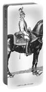 Russian Chevalier Guard Portable Battery Charger