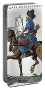 Russian Horseman, C1577 Portable Battery Charger