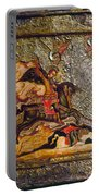 Russian Icon: Demetrius Portable Battery Charger