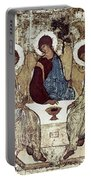 Russian Icons: The Trinity Portable Battery Charger