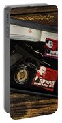 Russian Kgb  Portable Battery Charger