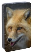 Russian Red Fox Portable Battery Charger