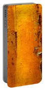 Rust Abstract 2 Portable Battery Charger