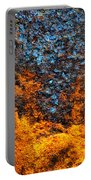 Rust Abstract 3 Portable Battery Charger