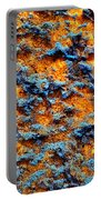 Rust Abstract 6 Portable Battery Charger