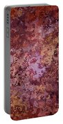 Rust Autumn Portable Battery Charger