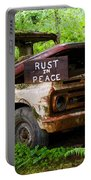 Rust In Peace 2 Portable Battery Charger