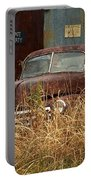 Rust In Peace Portable Battery Charger