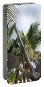 Rusted Anchor Portable Battery Charger