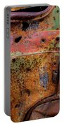 Rusted Beauty Portable Battery Charger