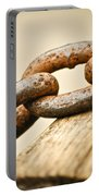 Rusted Strength Portable Battery Charger