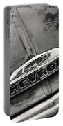 Rustic Chevrolet Portable Battery Charger