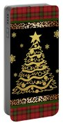 Rustic Christmas-jp3697 Portable Battery Charger