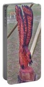 Rustic Eagle 2 Portable Battery Charger