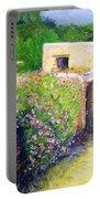 Rustic Landscape  Portable Battery Charger
