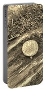 Rustic Nail Portable Battery Charger