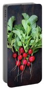 Rustic Radish Portable Battery Charger