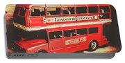 Rustic Routemaster Portable Battery Charger