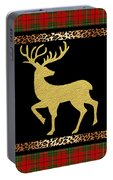 Rustic Woodland-jp3686 Portable Battery Charger