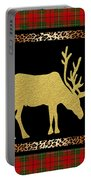 Rustic Woodland-jp3687 Portable Battery Charger