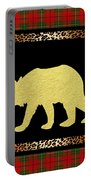 Rustic Woodland-jp3688 Portable Battery Charger
