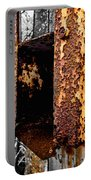 Rusting Away Portable Battery Charger