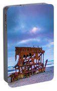 Rusting Peter Iredale Portable Battery Charger