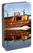 Rusty Barge Portable Battery Charger