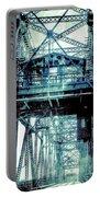 Rusty Bridge Portable Battery Charger