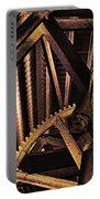 Rusty Ghosts Portable Battery Charger
