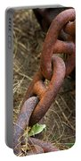 Rusty Links Portable Battery Charger