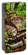 Rusty Plymouth Portable Battery Charger