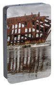 Rusty Reflections Portable Battery Charger