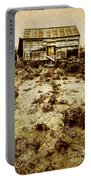 Rusty Rural Ramshackle Portable Battery Charger