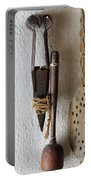 Rusty Sheep Shears Portable Battery Charger