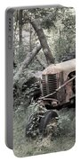 Rusty Tractor 2  Portable Battery Charger