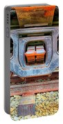 Rusty Wheels Portable Battery Charger