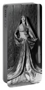 Ruth St Denis - Exotic Dancer Portable Battery Charger