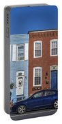 S Baltimore Row Homes - Wide Portable Battery Charger