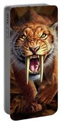 Sabertooth Portable Battery Charger