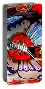 Sackettdoodles Butterfly Portable Battery Charger