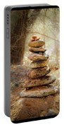 Sacred Cairn Portable Battery Charger