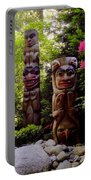 Sacred Forest Portable Battery Charger