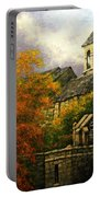 Sacred Heart Chapel Paris Portable Battery Charger