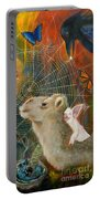 Sacred Journey Portable Battery Charger