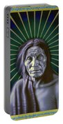 Sacred Native Portable Battery Charger